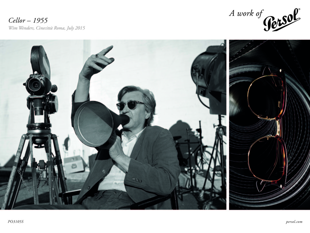 Persol_Campaign_Wim Wenders_PO3105S_with Logo_with product