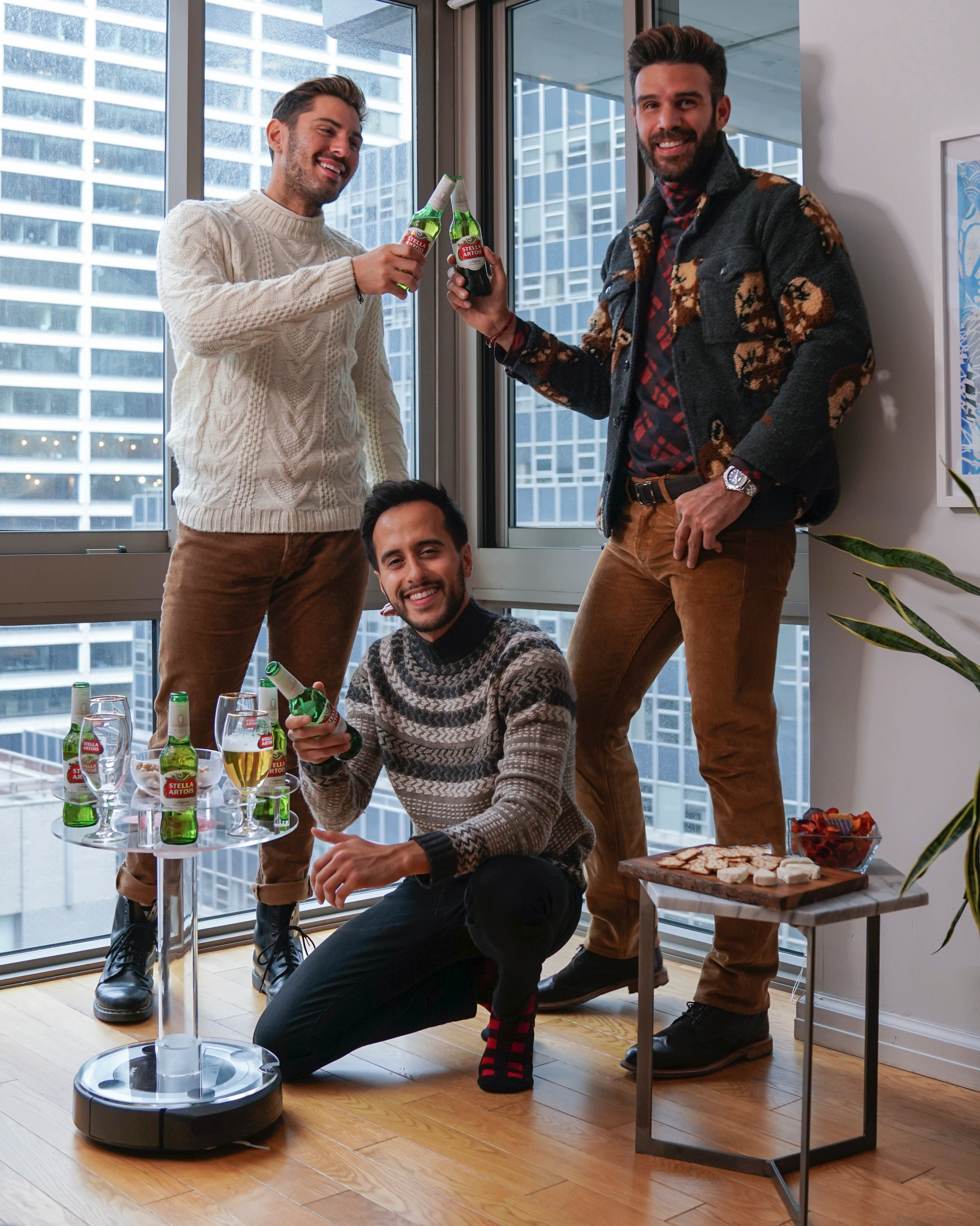 This Stella Artois Technology Hack is Going to Save You This Holiday